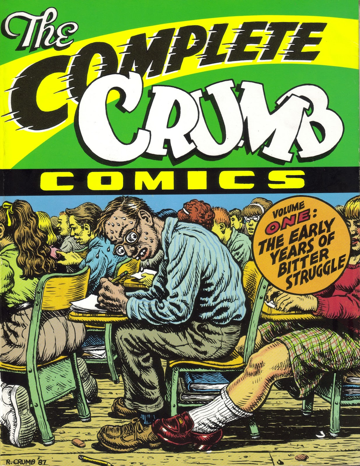 The Complete Crumb Comics issue TPB 1 - Page 1