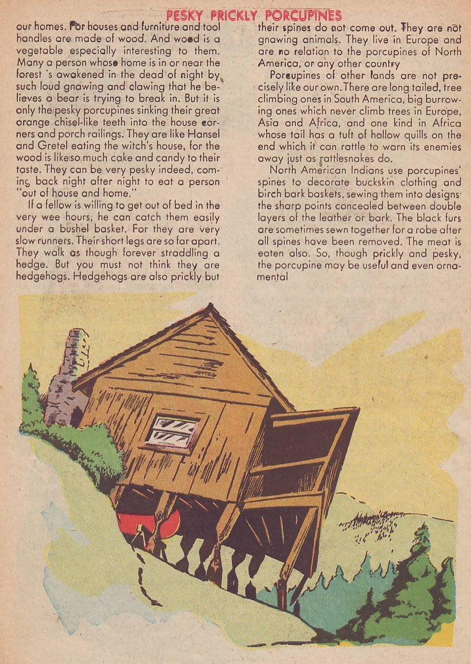 Read online Animal Comics comic -  Issue #25 - 44