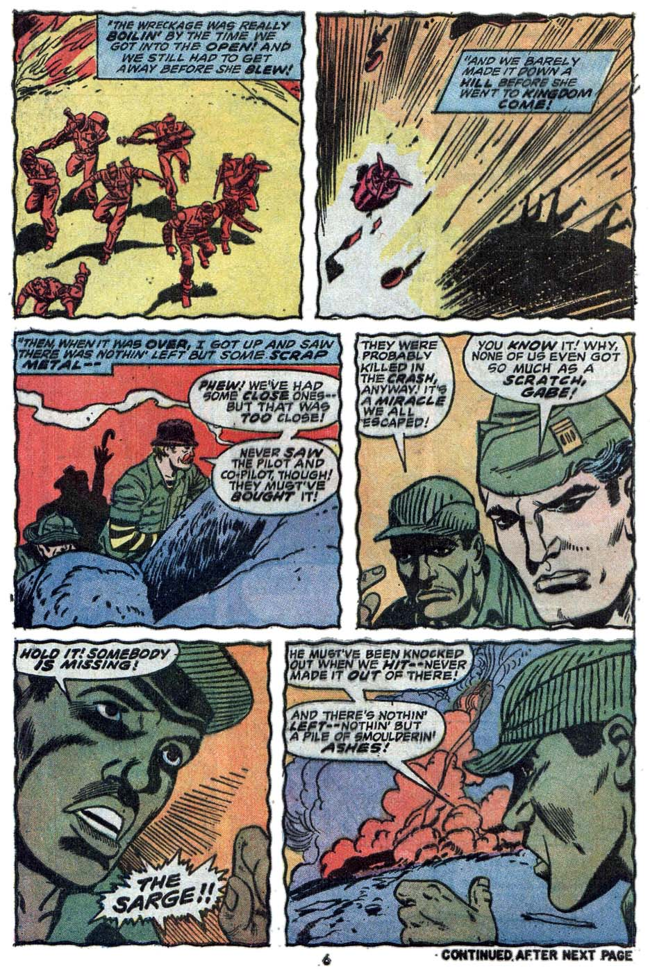 Read online Sgt. Fury comic -  Issue #114 - 8