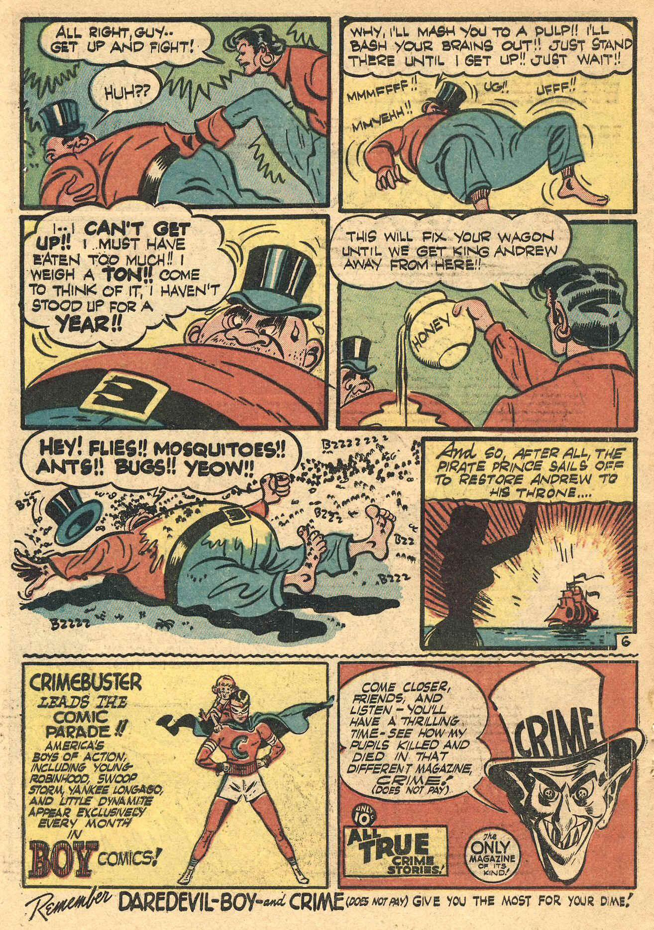 Daredevil (1941) issue 16 - Page 62