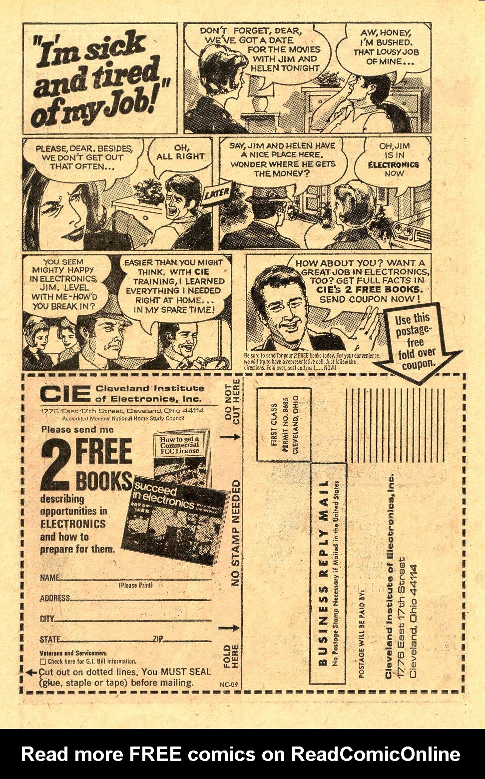 Read online Secret Origins (1973) comic -  Issue #4 - 14