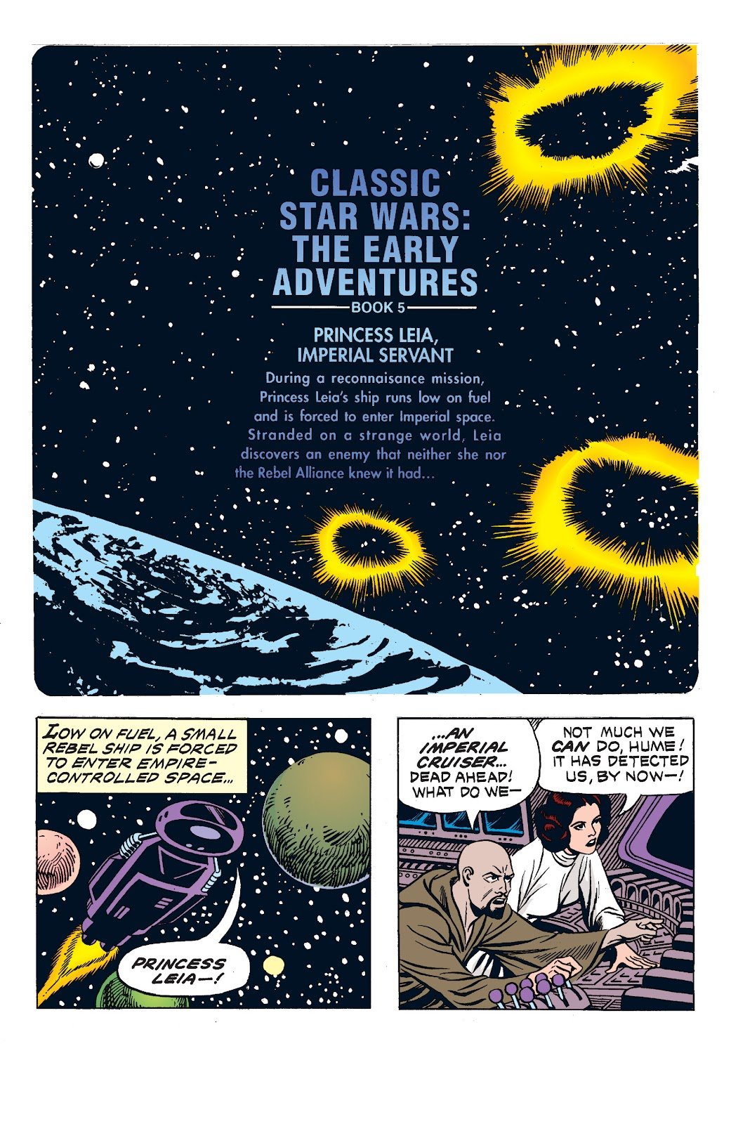 Read online Star Wars Legends: The Newspaper Strips - Epic Collection comic -  Issue # TPB (Part 2) - 49