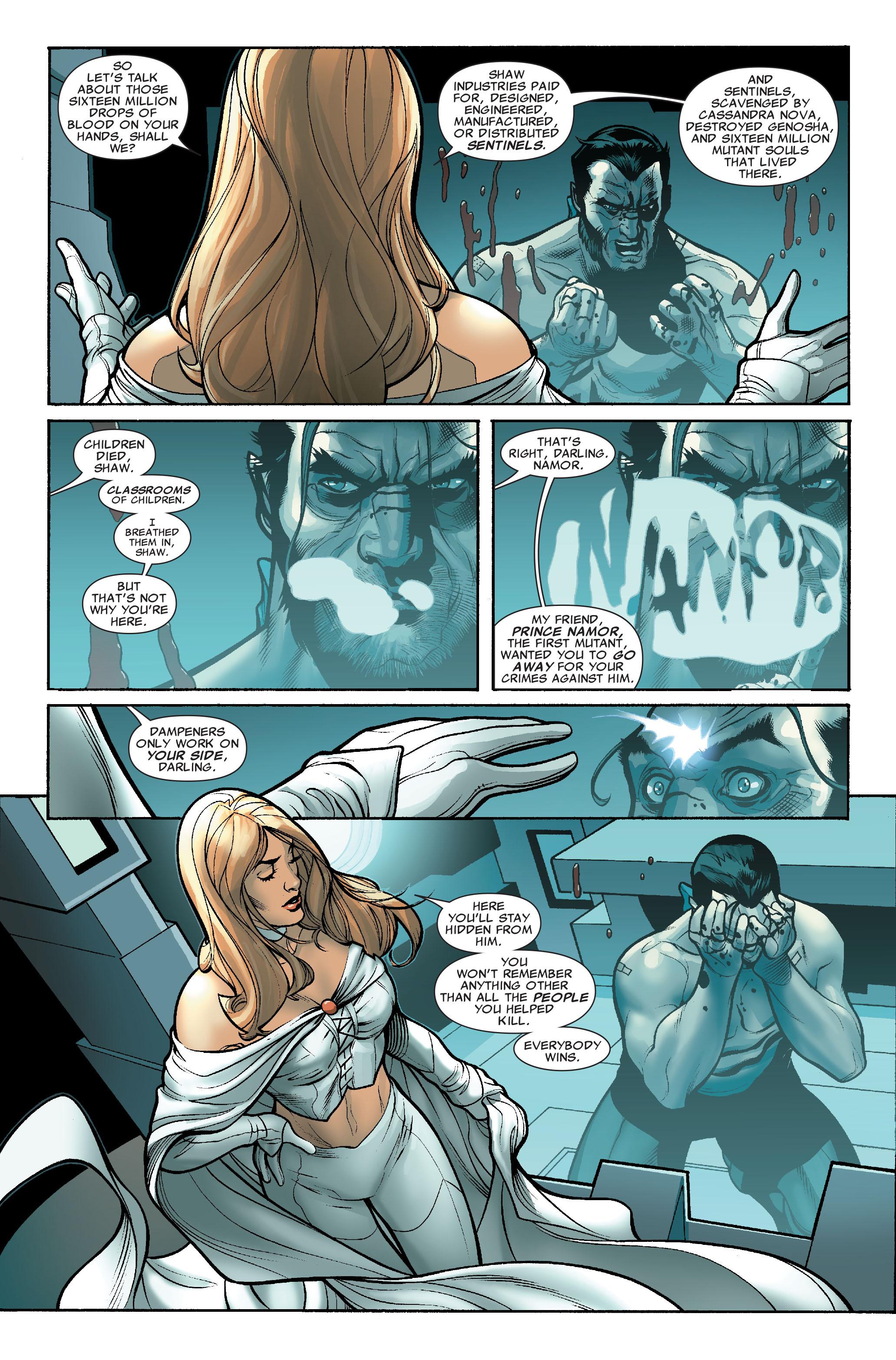 Read online Uncanny X-Men (1963) comic -  Issue #507 - 23