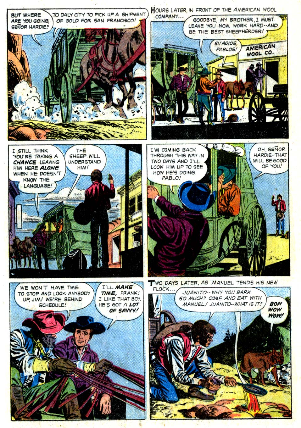 Four Color Comics issue 876 - Page 20