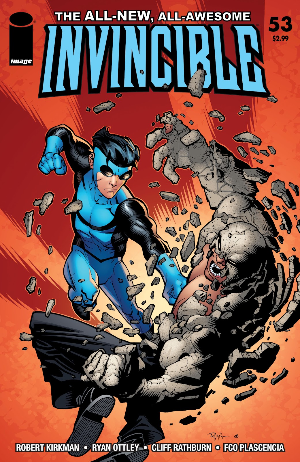 Invincible (2003) 53 Page 1