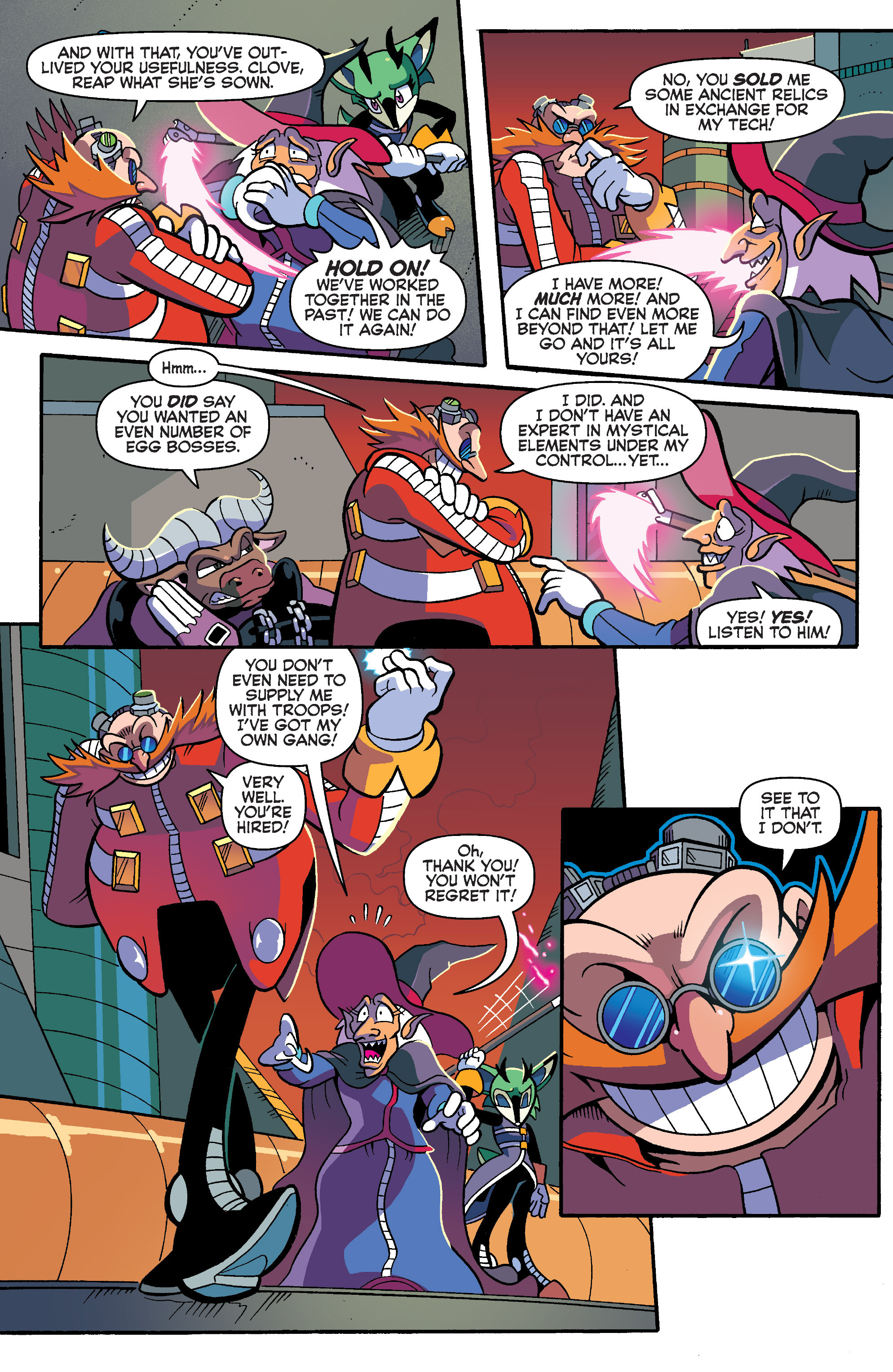 Read online Sonic Universe comic -  Issue #86 - 13