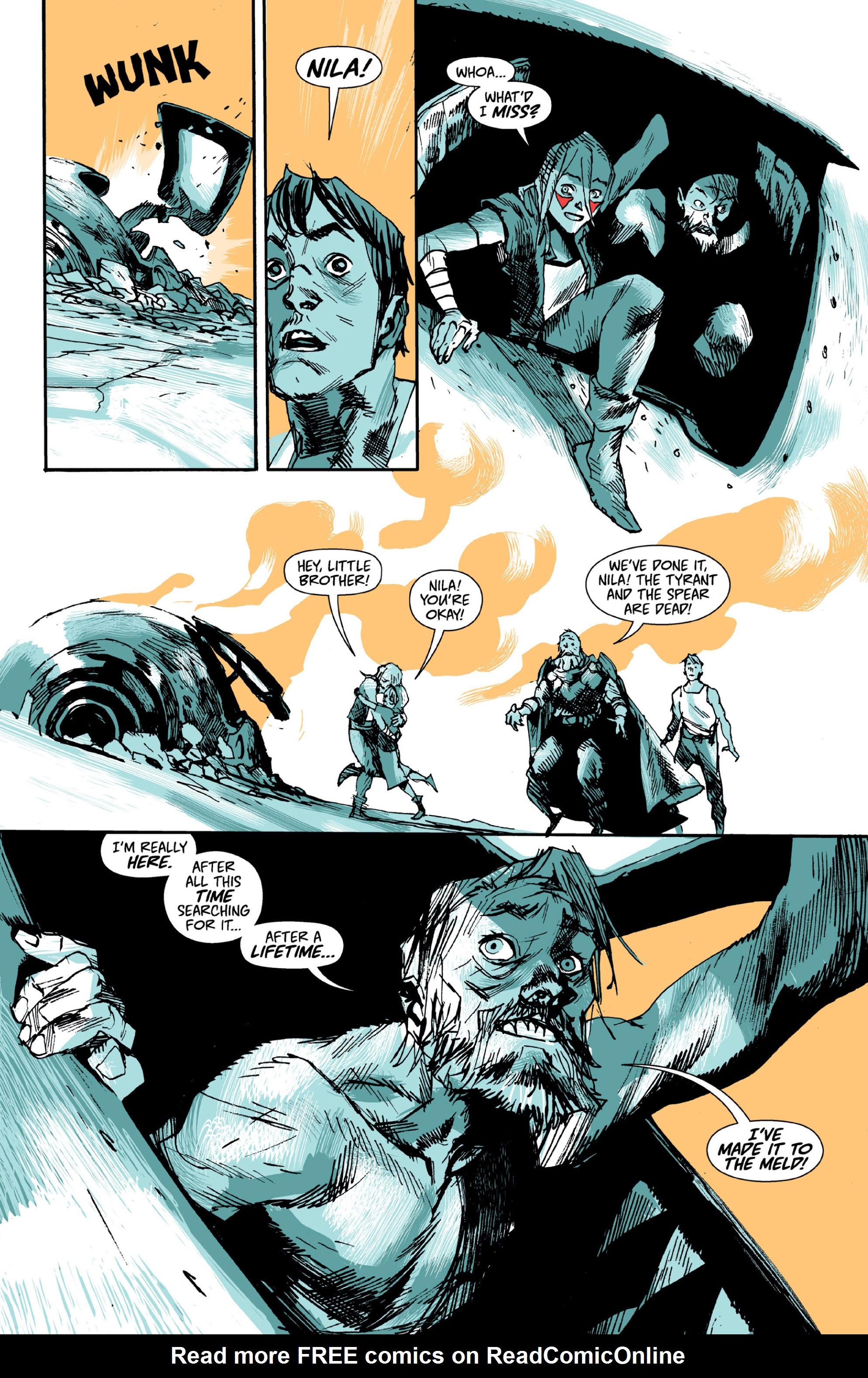 Read online Ei8ht comic -  Issue # TPB - 116