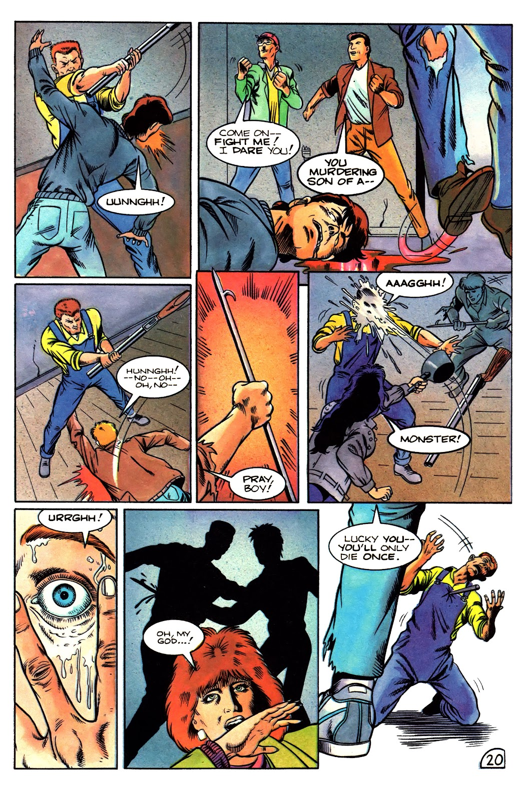 Fright Night issue 20 - Page 24