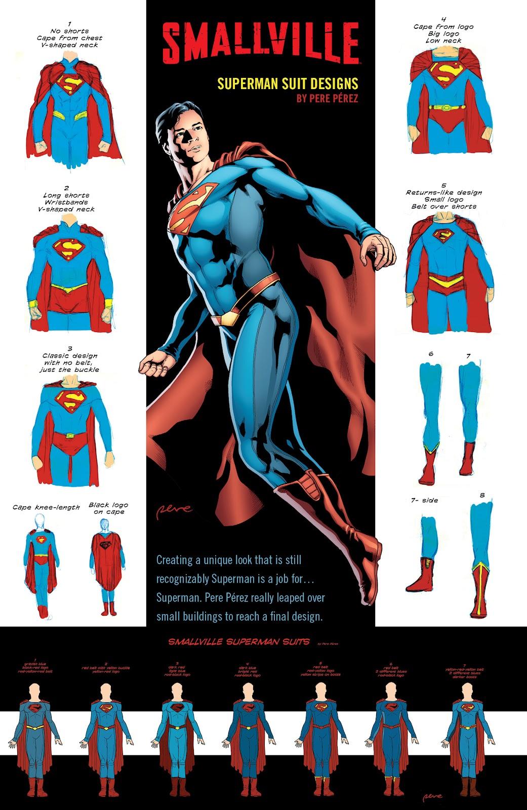 Read online Smallville Season 11 [II] comic -  Issue # TPB 1 - 140