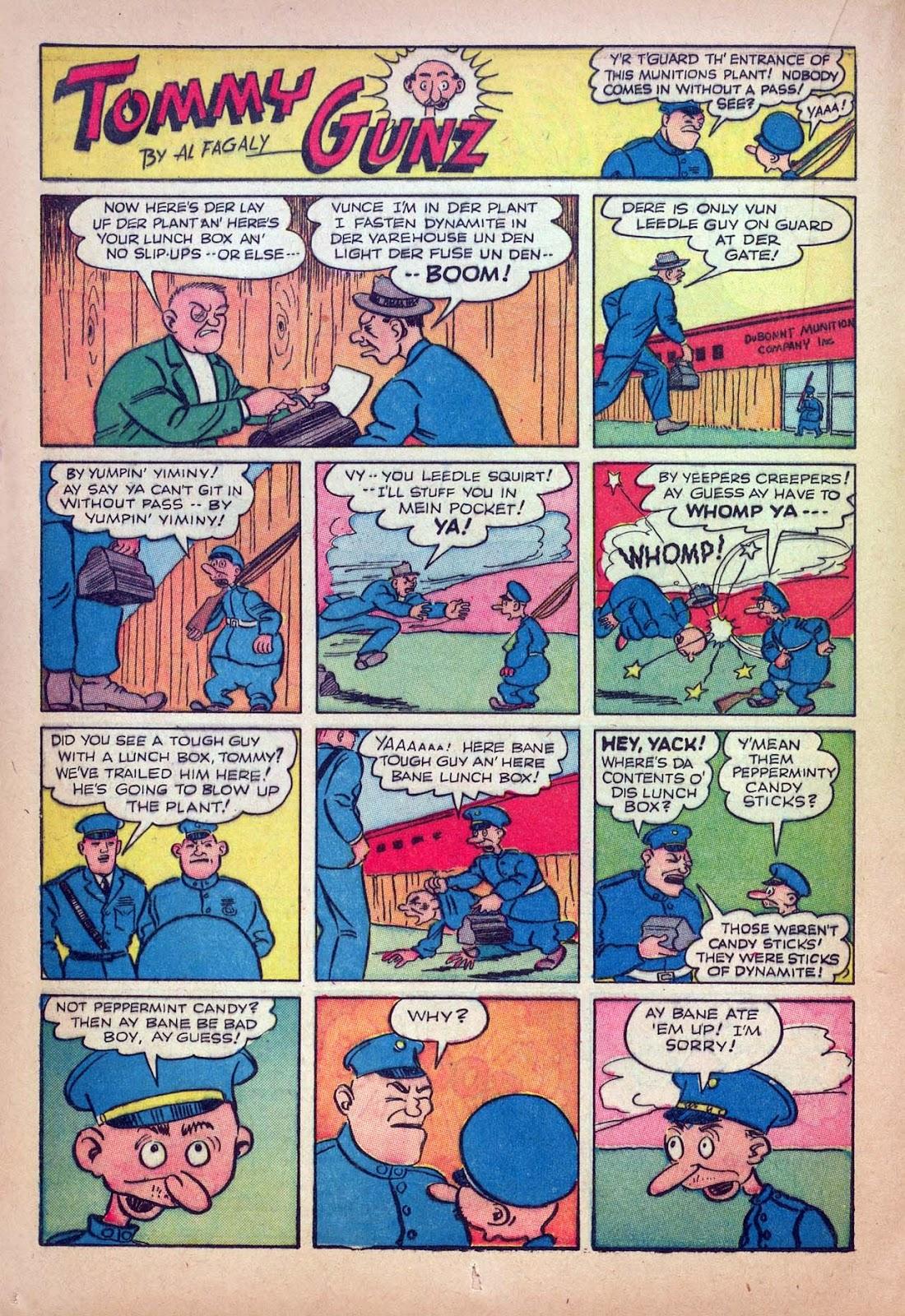Read online Joker Comics comic -  Issue #4 - 28