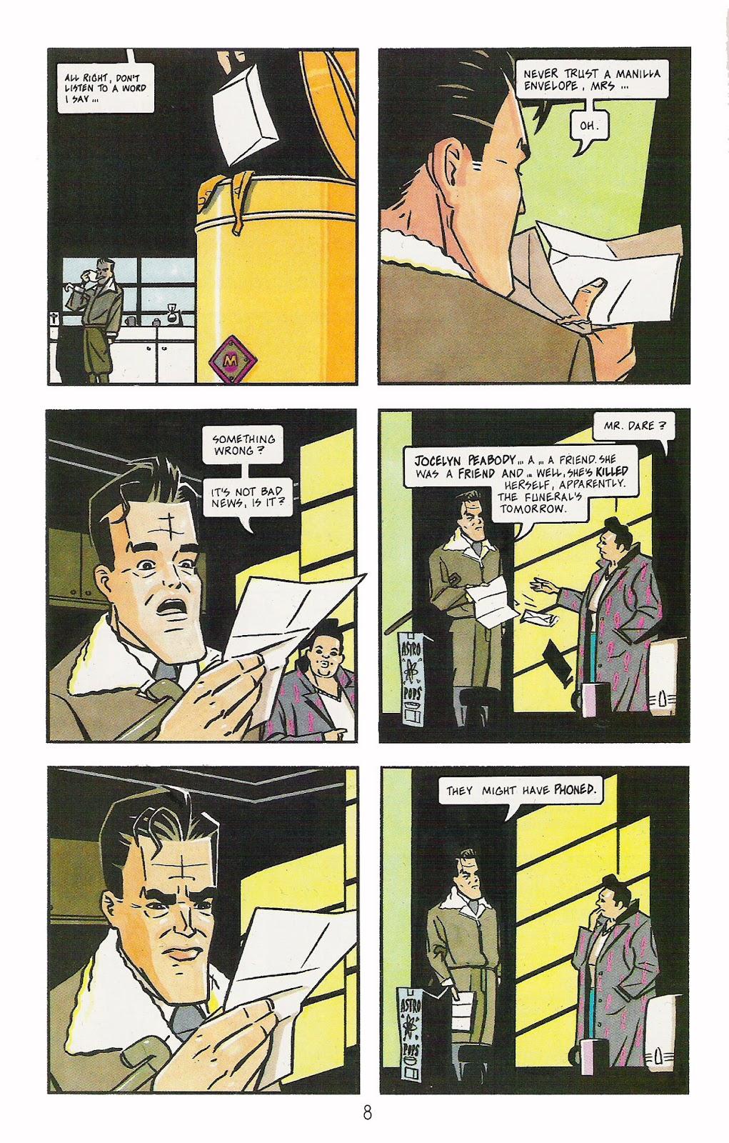 Read online Dare comic -  Issue #1 - 10