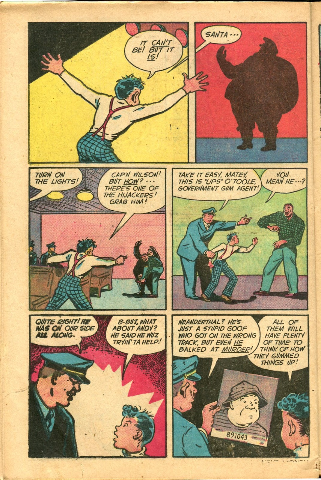 Read online Famous Funnies comic -  Issue #154 - 34