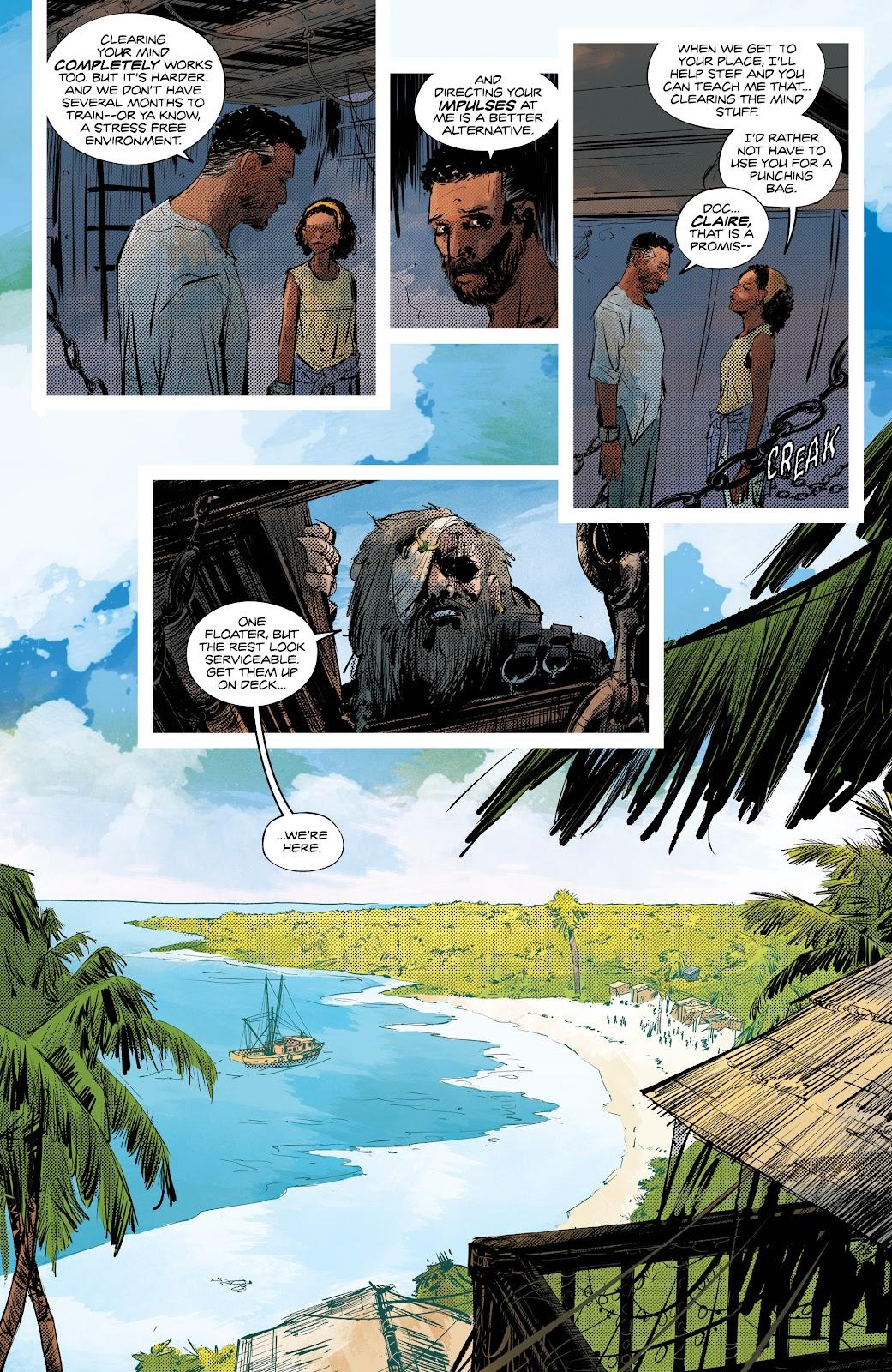 Read online Resonant comic -  Issue #3 - 17