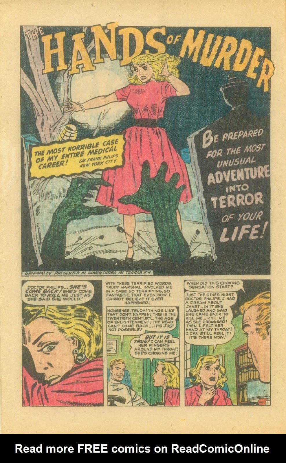 Crypt of Shadows (1973) issue 11 - Page 12