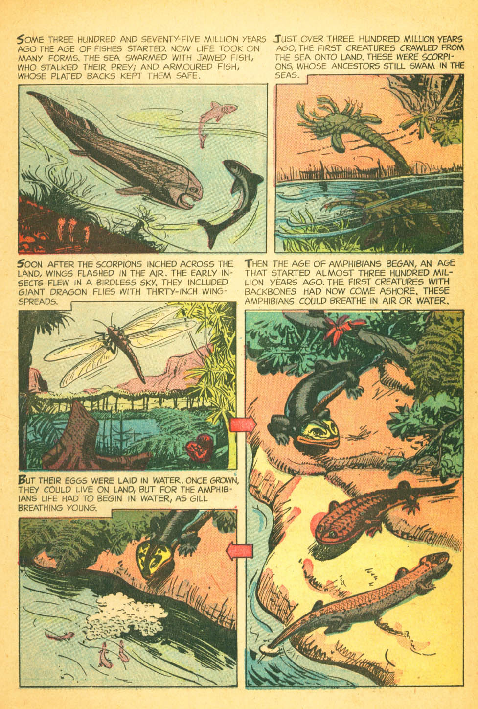 Read online Turok, Son of Stone comic -  Issue #27 - 21