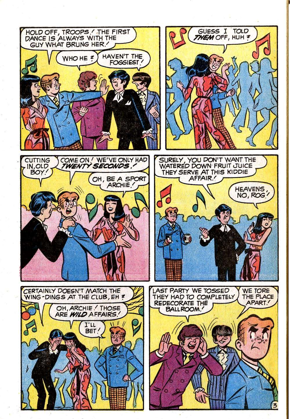 Read online Archie (1960) comic -  Issue #210 - 32