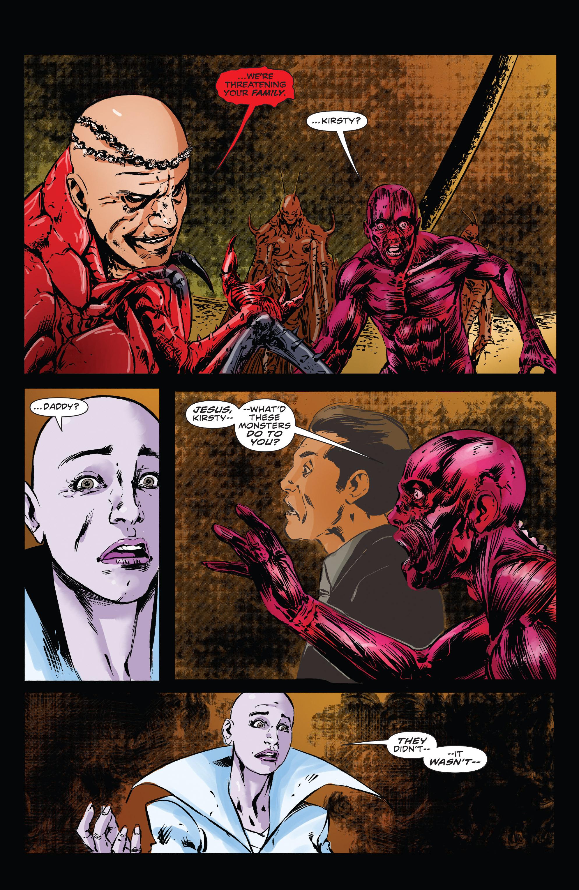 Read online Clive Barker's Hellraiser: The Dark Watch comic -  Issue # TPB 3 - 98
