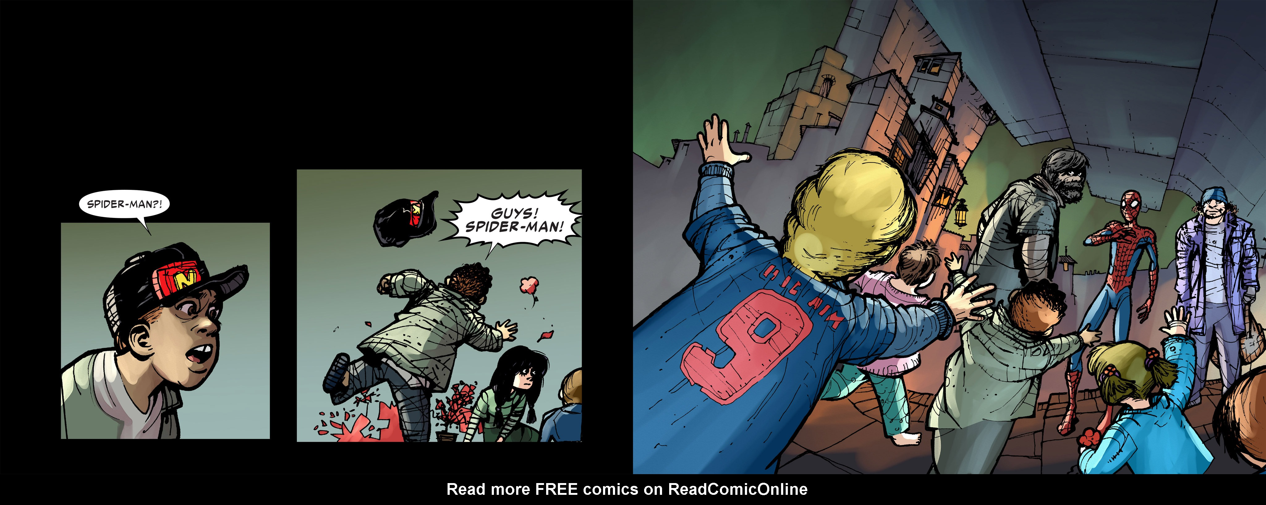 Read online Amazing Spider-Man: Who Am I? comic -  Issue # Full (Part 3) - 29