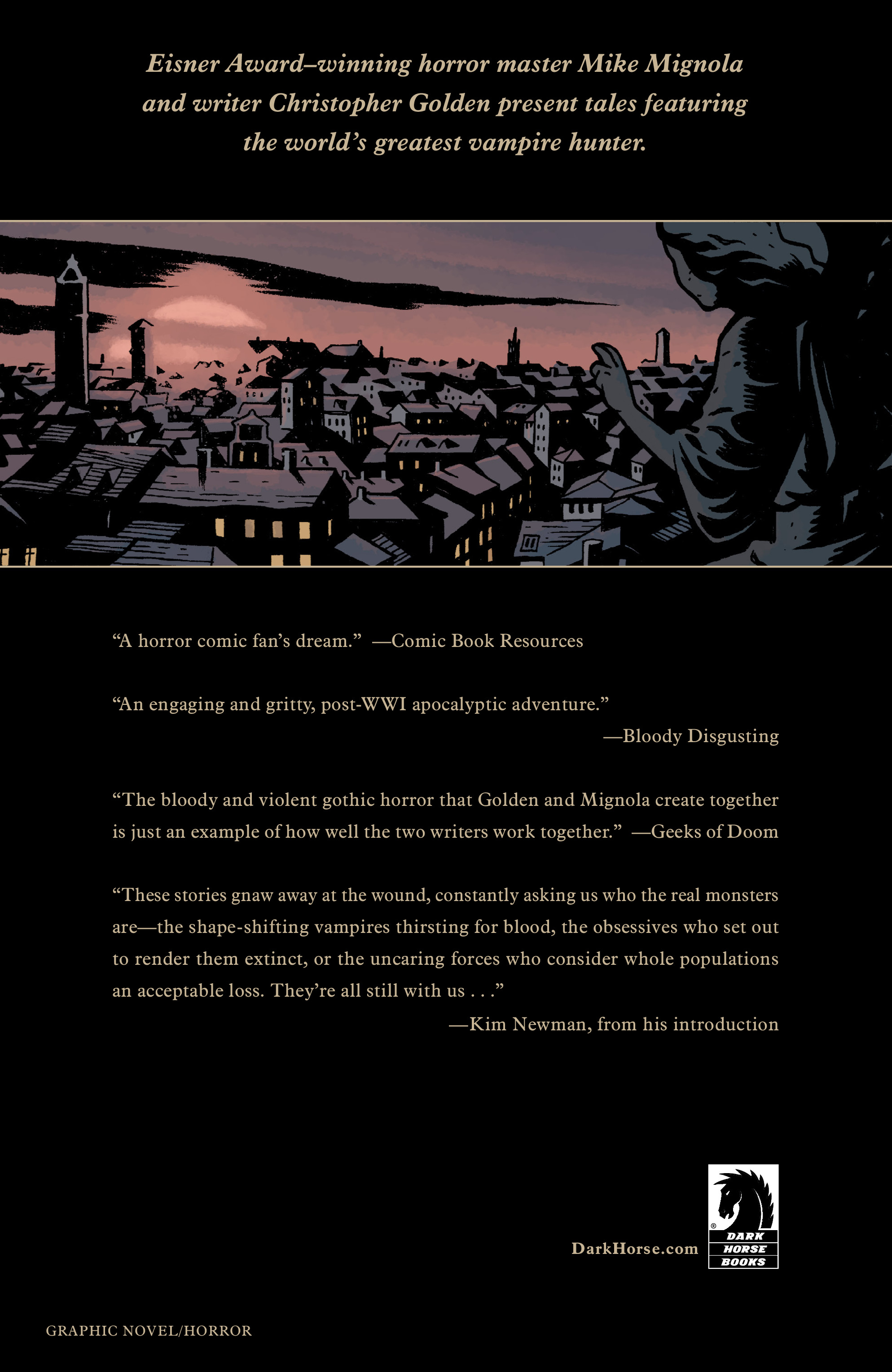 Read online Baltimore Volume 3: A Passing Stranger and Other Stories comic -  Issue # Full - 154