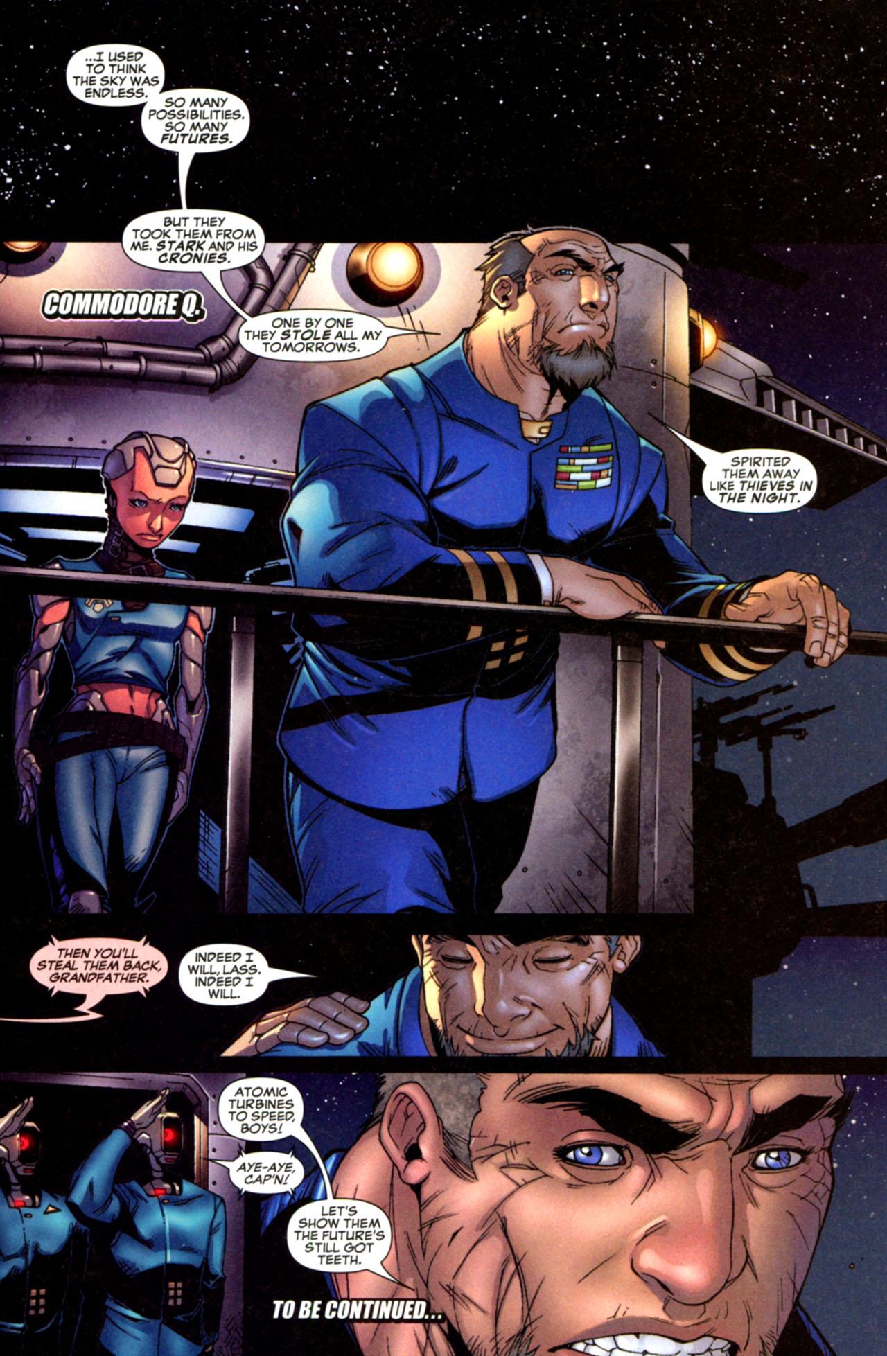 Read online Astonishing Tales (2009) comic -  Issue #1 - 18