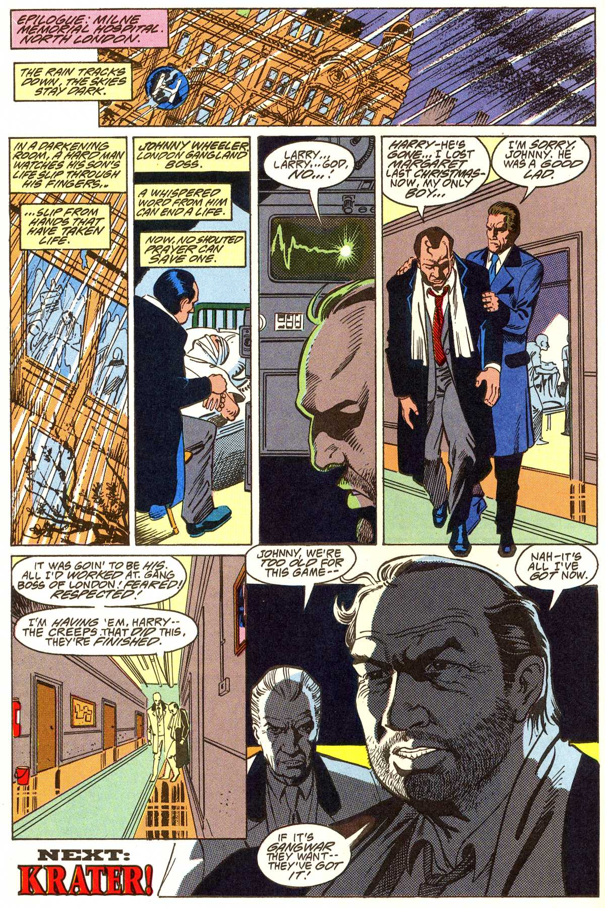 Read online Peter Cannon--Thunderbolt (1992) comic -  Issue #4 - 23