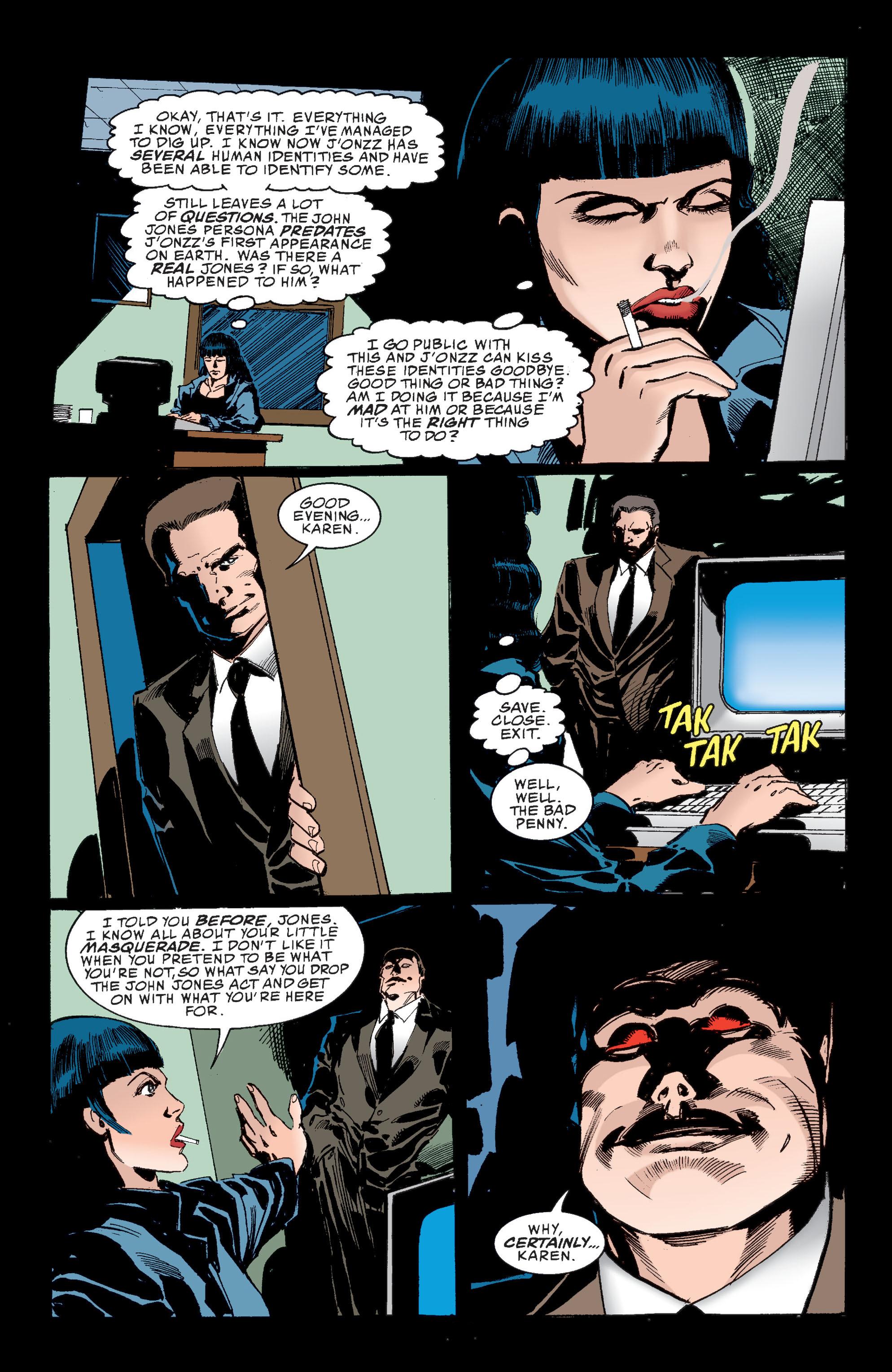 Read online Martian Manhunter: Son of Mars comic -  Issue # TPB - 98