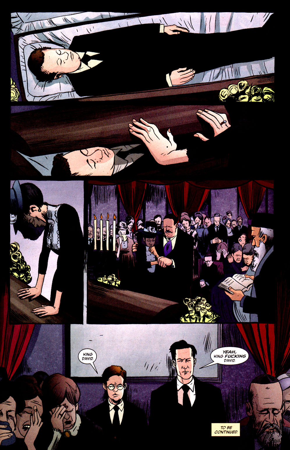 Read online Caper comic -  Issue #1 - 23