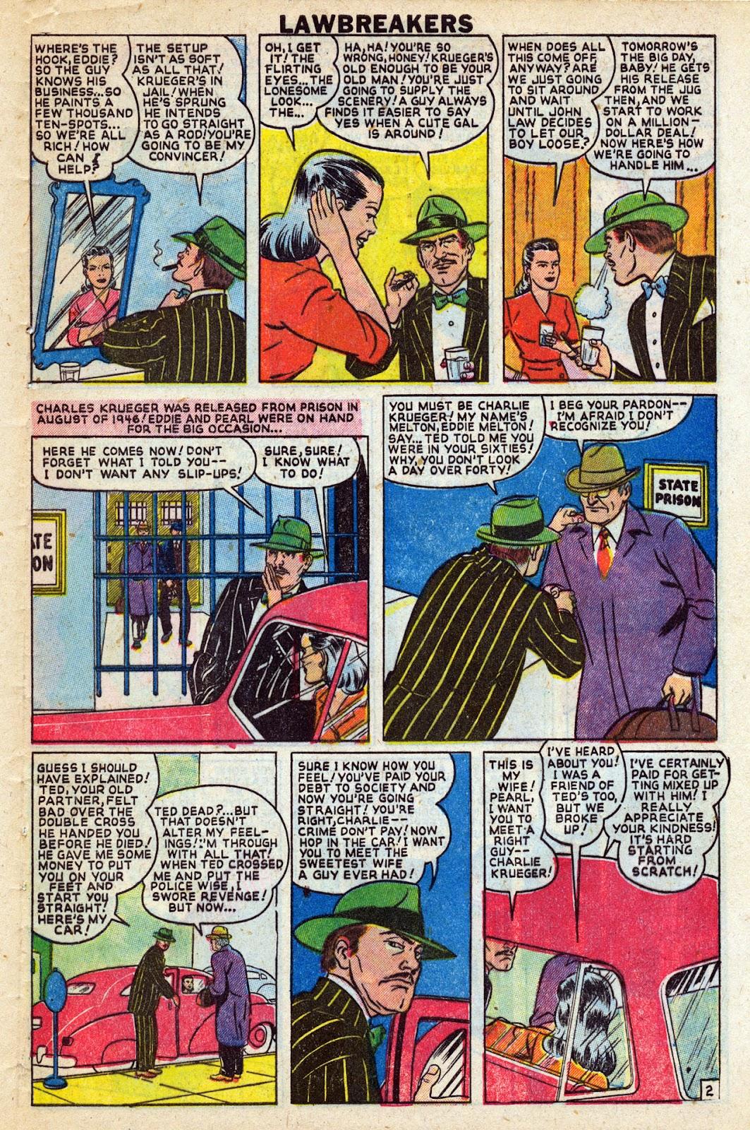 Lawbreakers Always Lose! issue 9 - Page 27