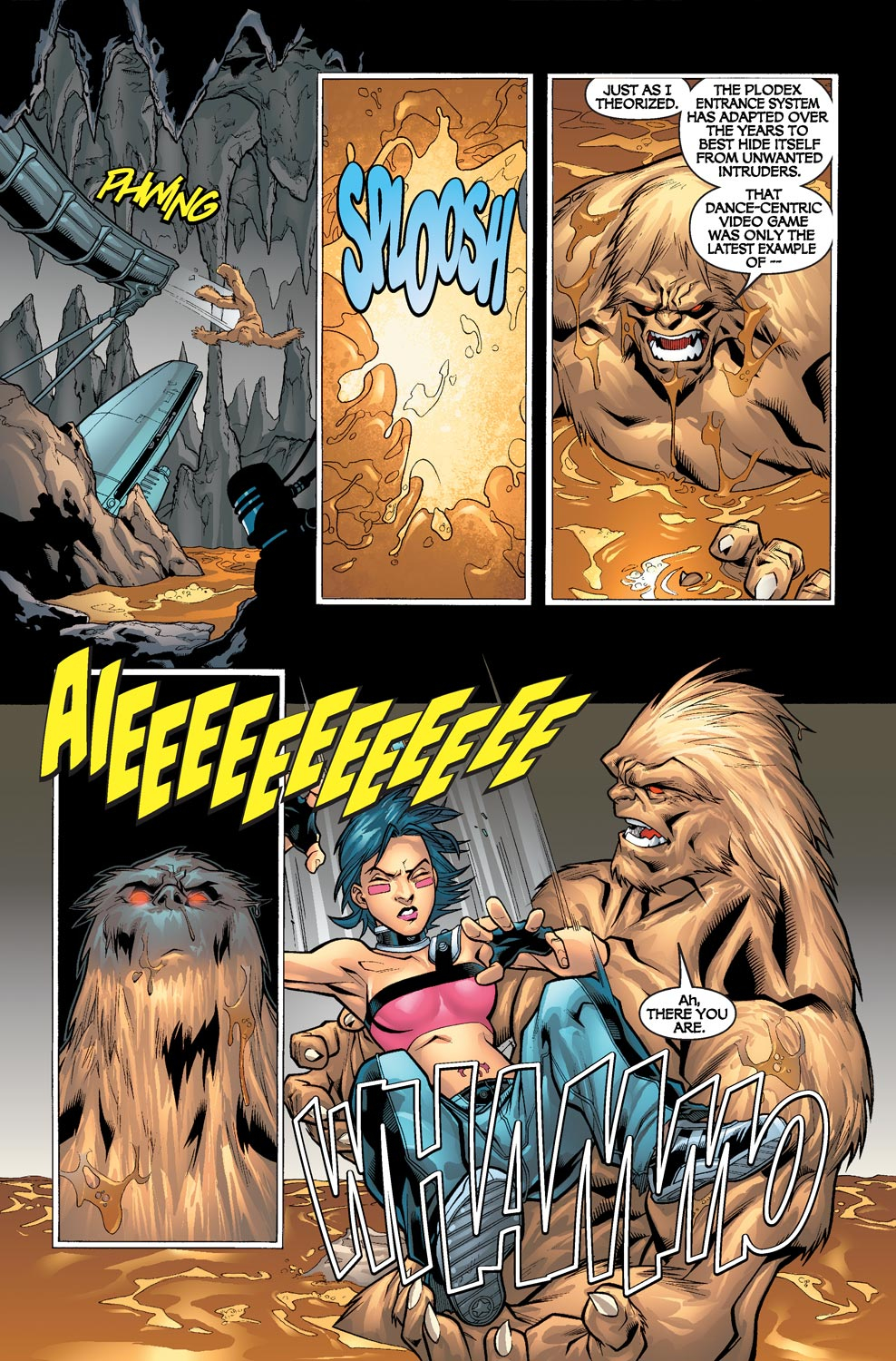 Alpha Flight (2004) issue 4 - Page 15