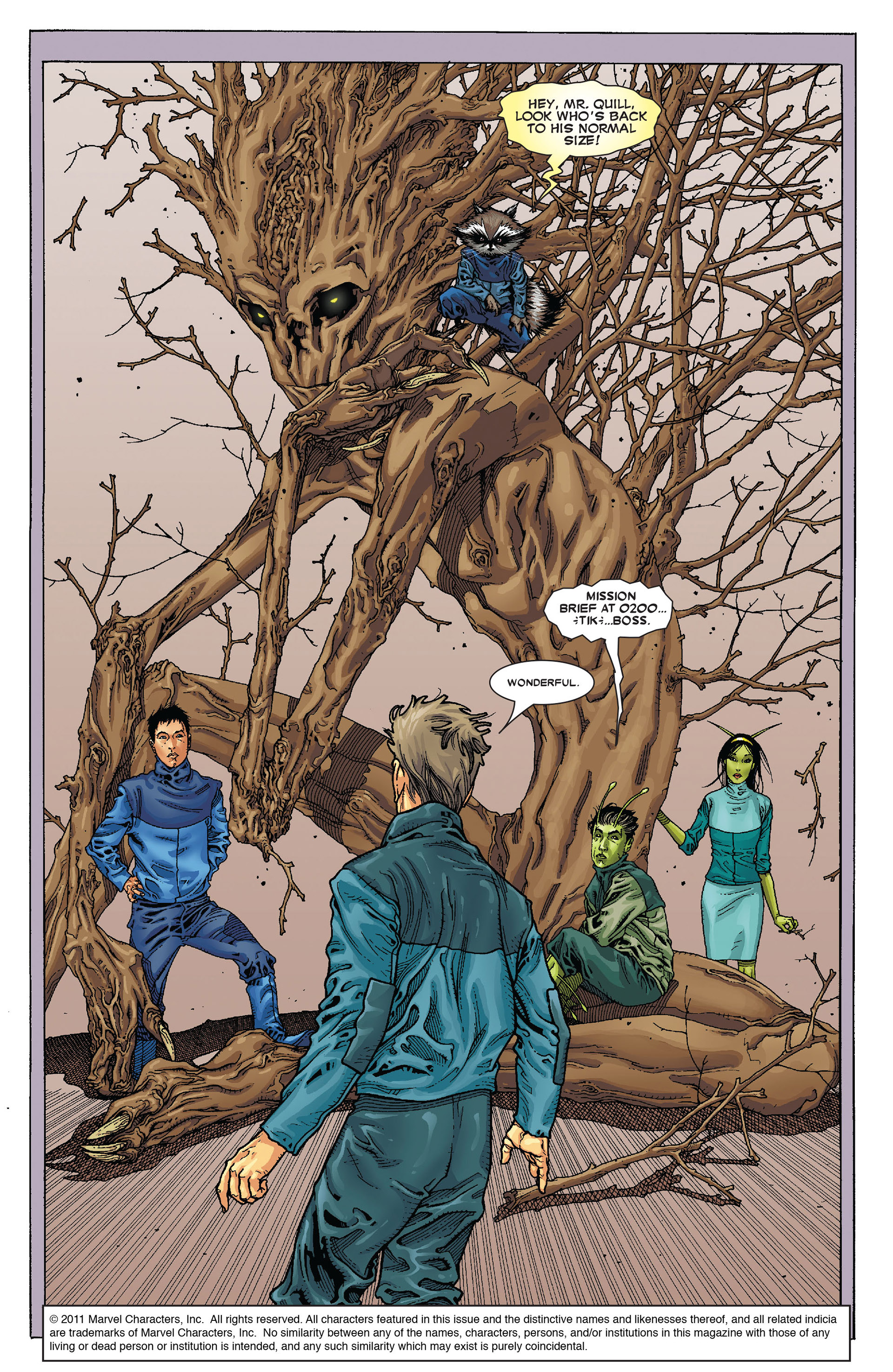 Read online Annihilation: Conquest - Starlord comic -  Issue #4 - 23