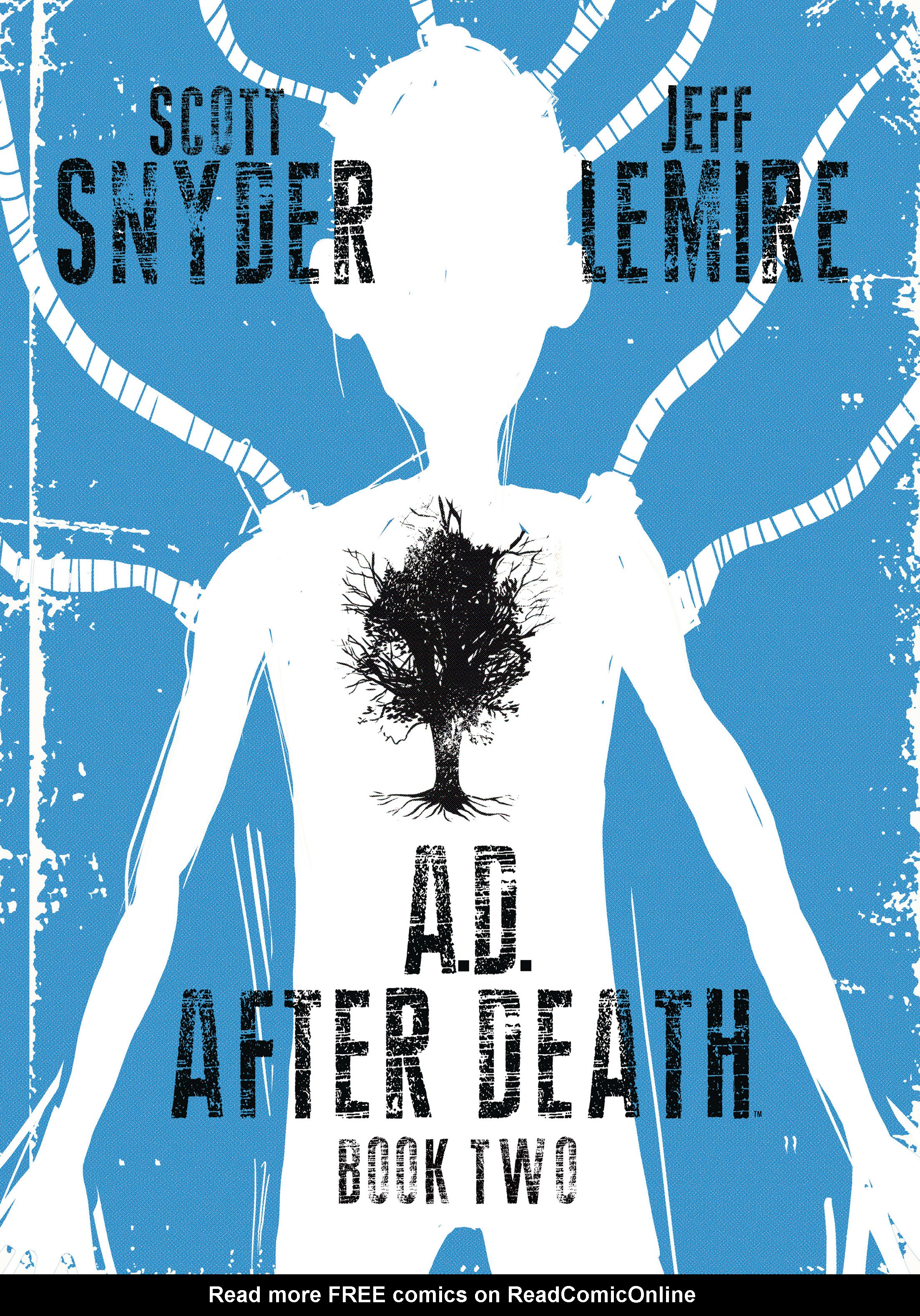 Read online A.D.: After Death comic -  Issue #2 - 1