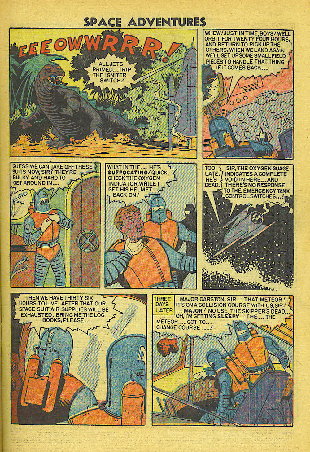 Space Adventures (1952) issue 5 - Page 10