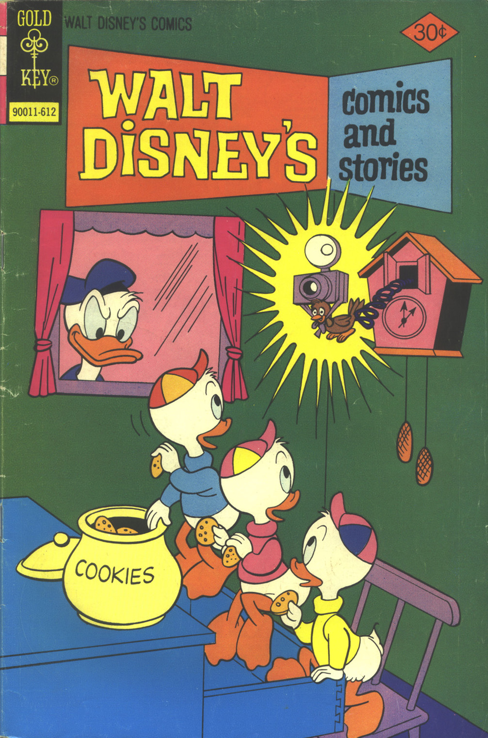 Walt Disney's Comics and Stories issue 435 - Page 1