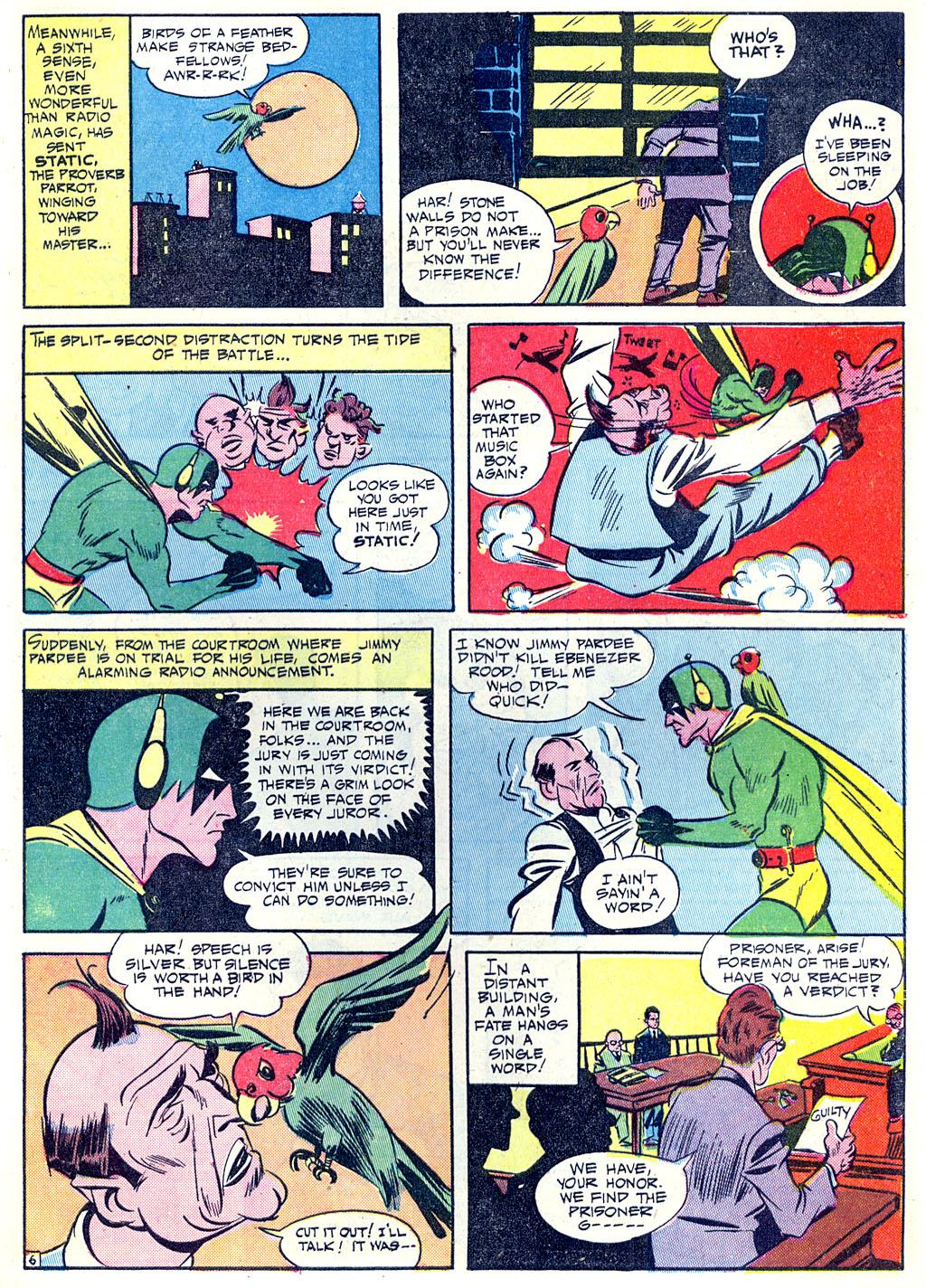 Read online Detective Comics (1937) comic -  Issue #68 - 55