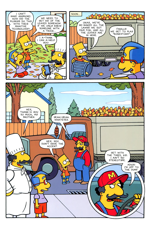 Read online Simpsons Comics comic -  Issue #231 - 9