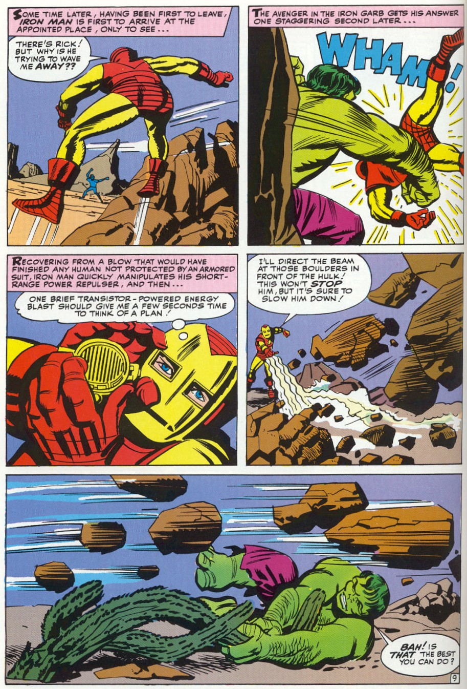 The Avengers (1963) 3 Page 9