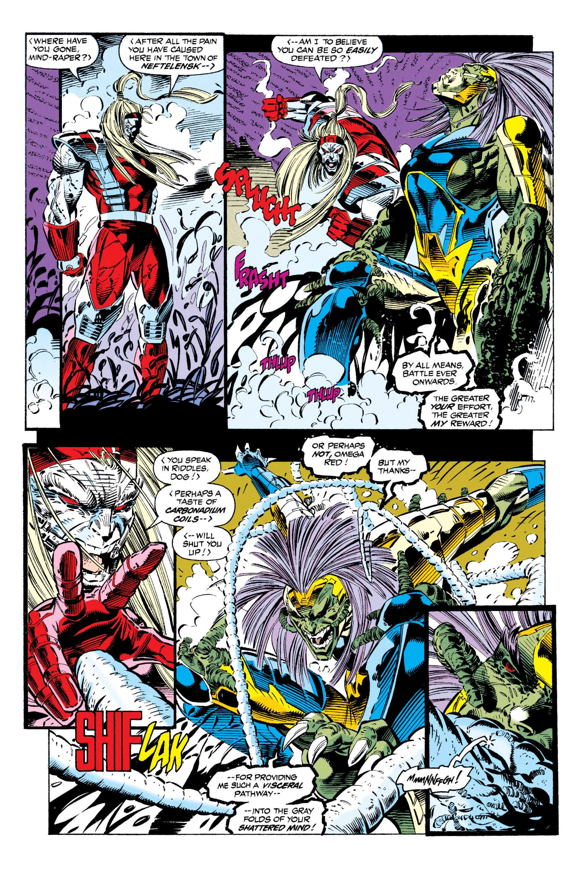 X-Men (1991) 18 Page 3