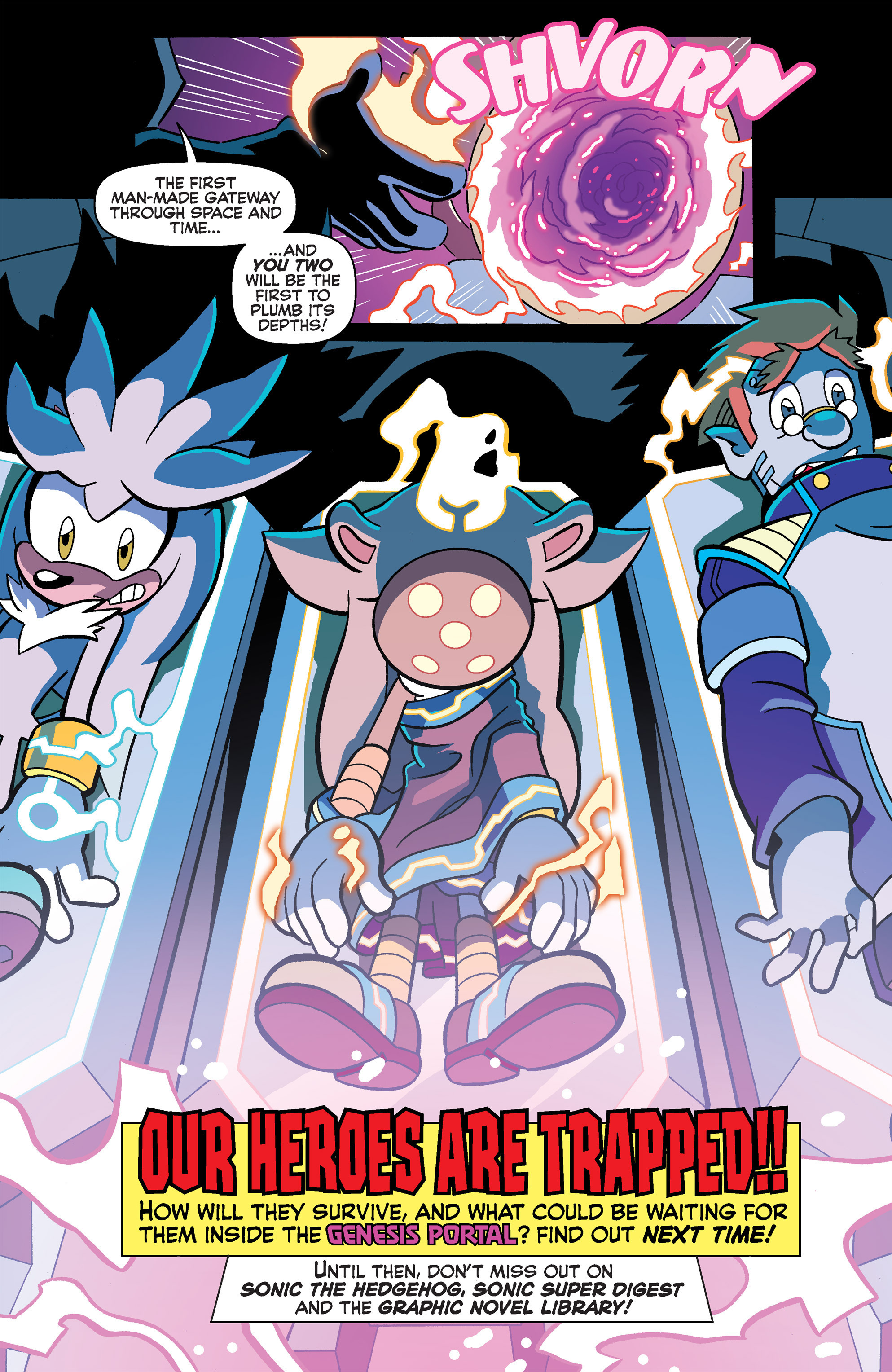 Read online Sonic Universe comic -  Issue #80 - 22