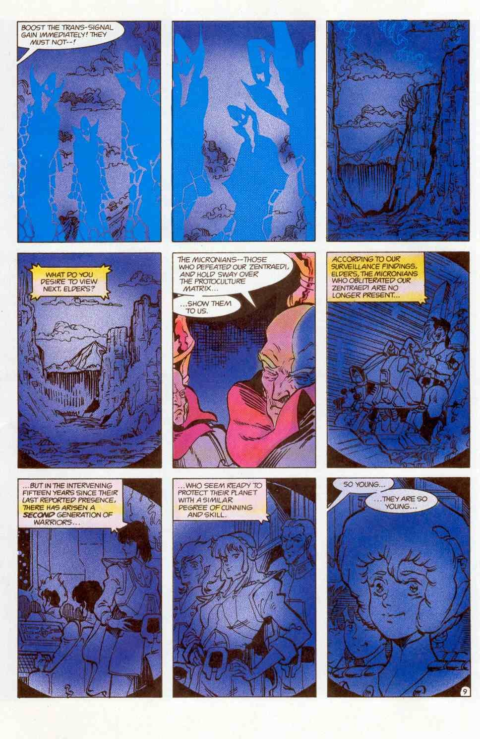 Robotech Special issue Full - Page 11