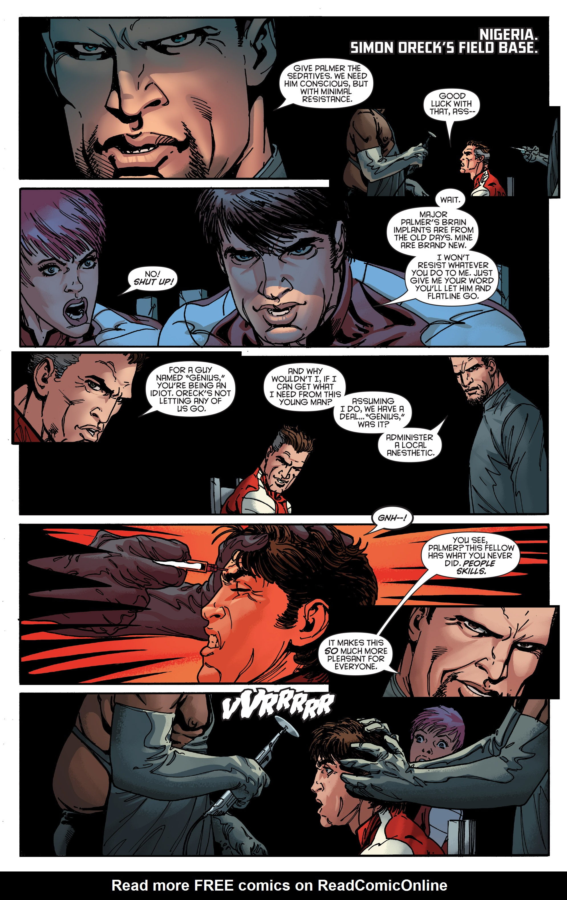 Read online Bloodshot and H.A.R.D.Corps comic -  Issue #19 - 3