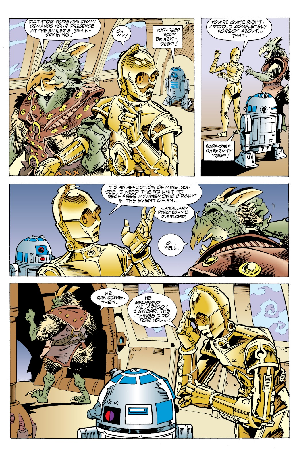 Read online Star Wars Legends Epic Collection: The Empire comic -  Issue # TPB 5 (Part 4) - 22