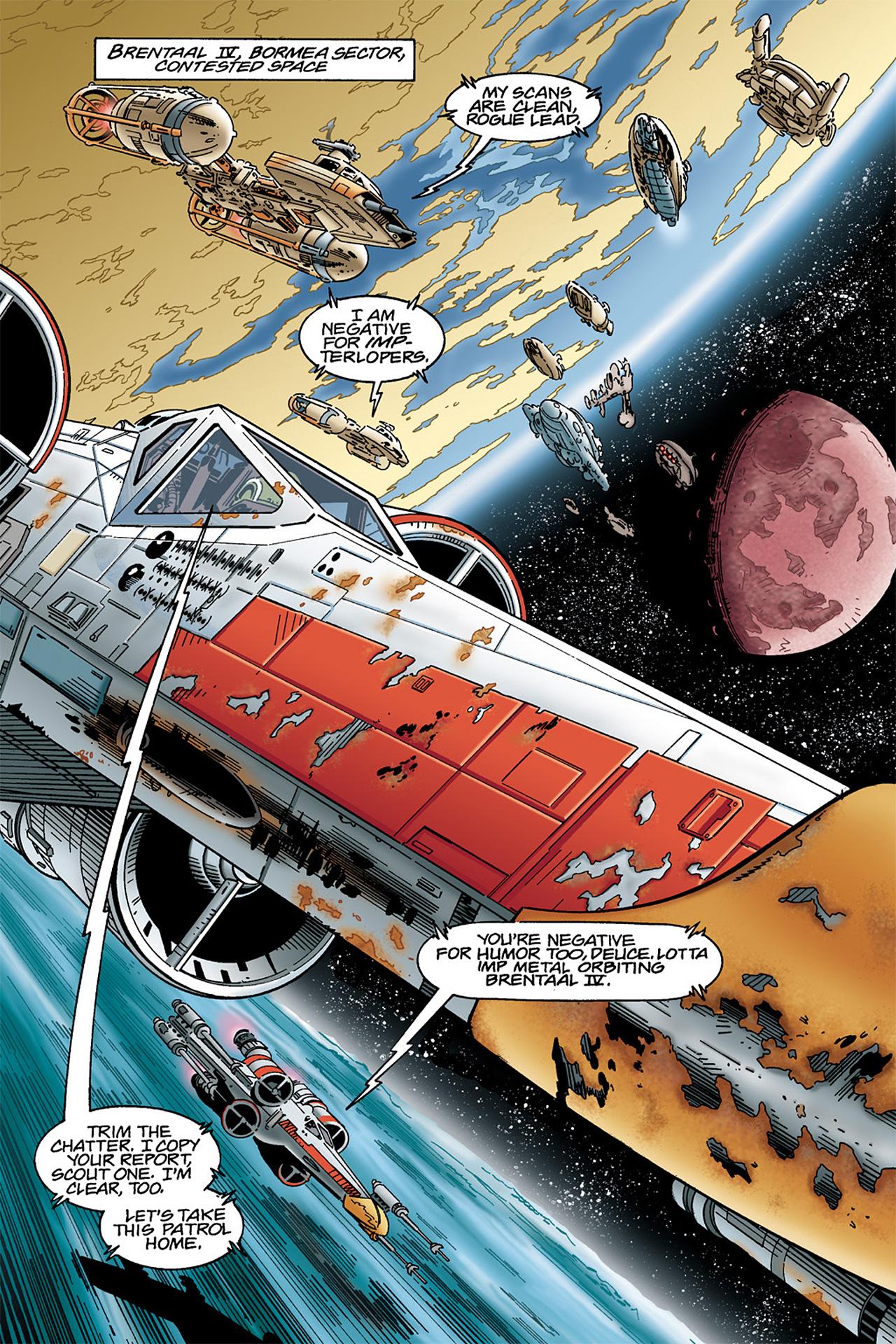 Read online Star Wars Omnibus comic -  Issue # Vol. 3 - 29