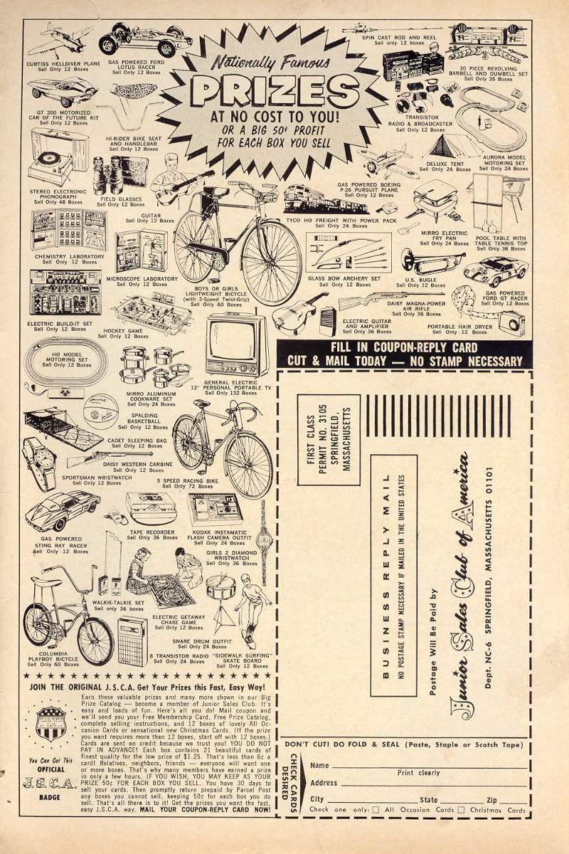 Read online Adventure Comics (1938) comic -  Issue #335 - 35