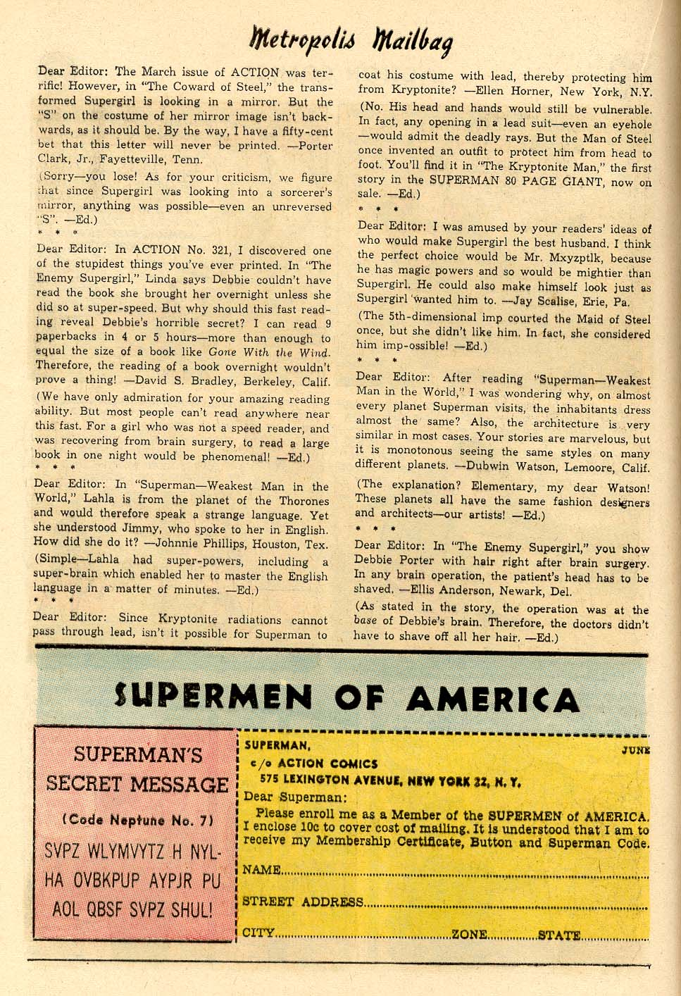 Read online Action Comics (1938) comic -  Issue #325 - 16