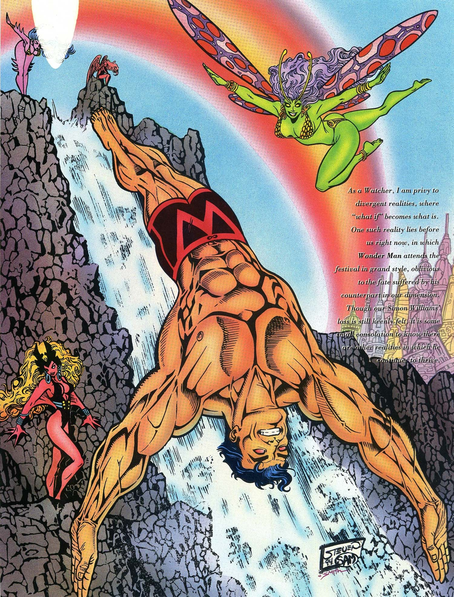 Read online Marvel Swimsuit Special comic -  Issue #3 - 44
