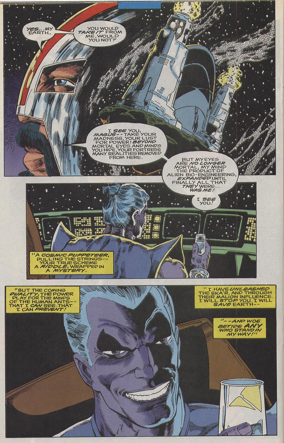 Read online Alpha Flight (1983) comic -  Issue #111 - 17