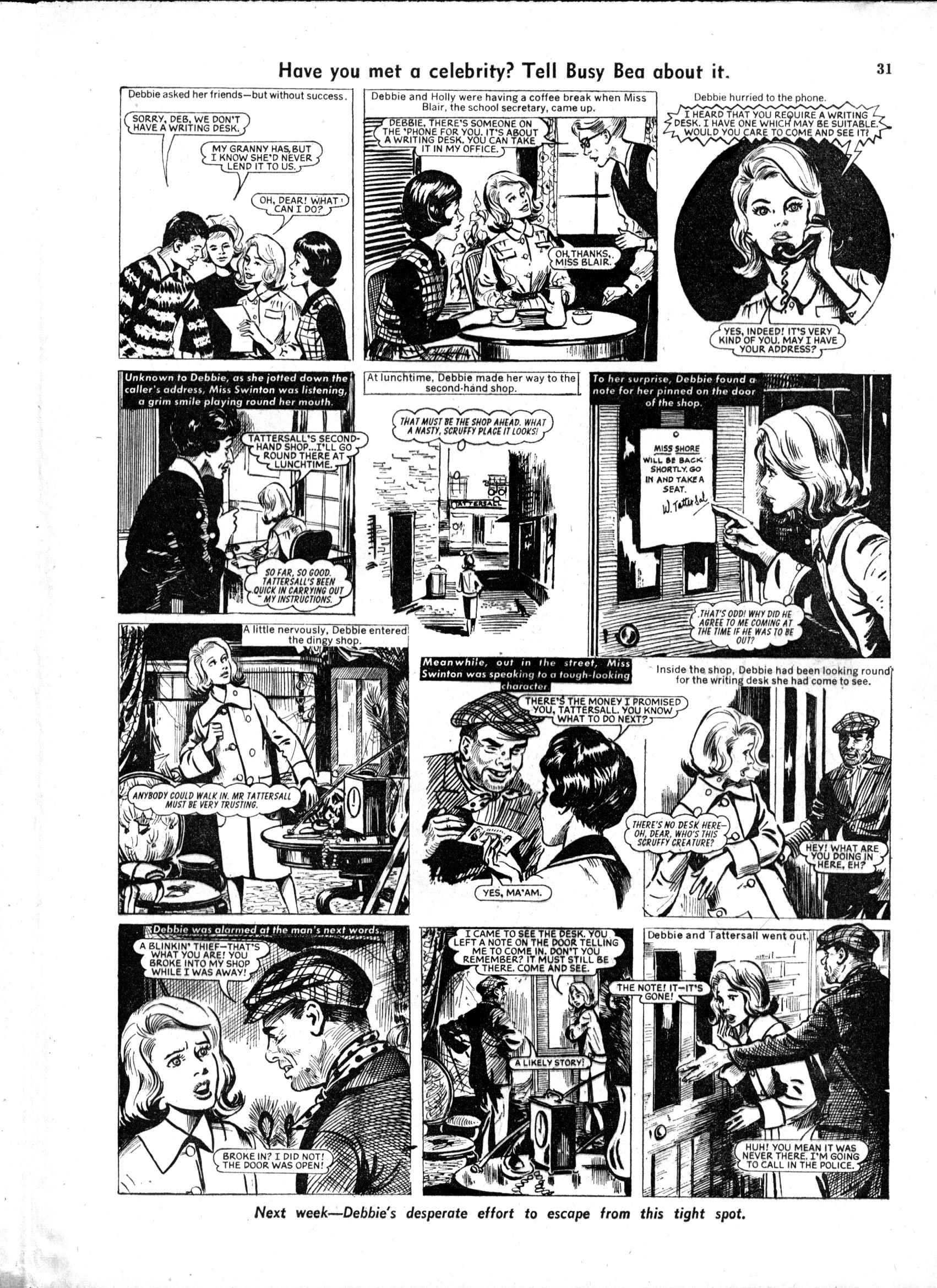 Read online Judy comic -  Issue #163 - 31