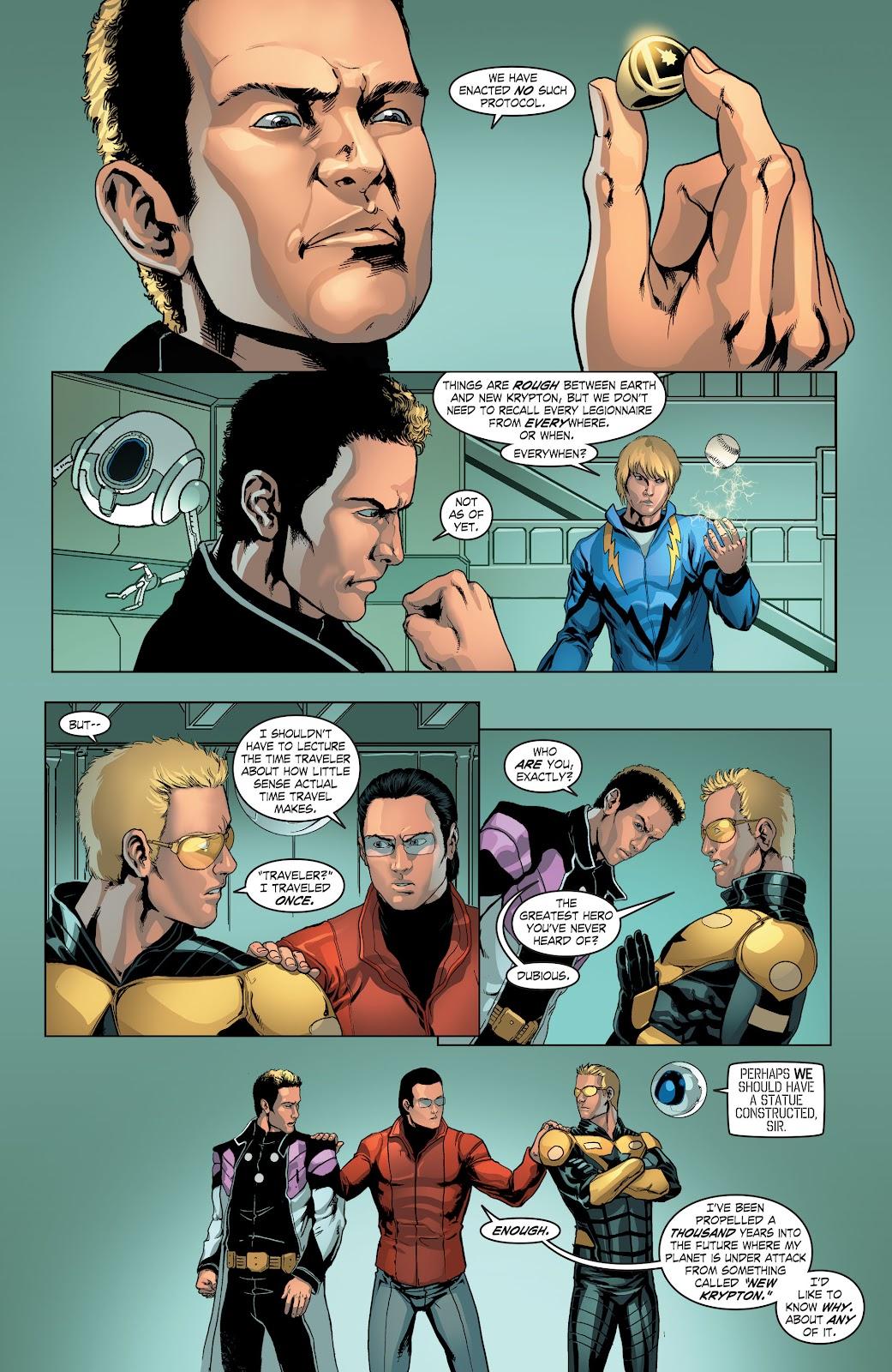 Read online Smallville Season 11 [II] comic -  Issue # TPB 4 - 29