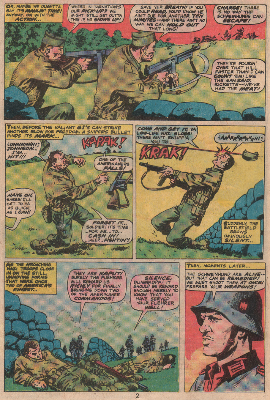 Read online Sgt. Fury comic -  Issue #141 - 4