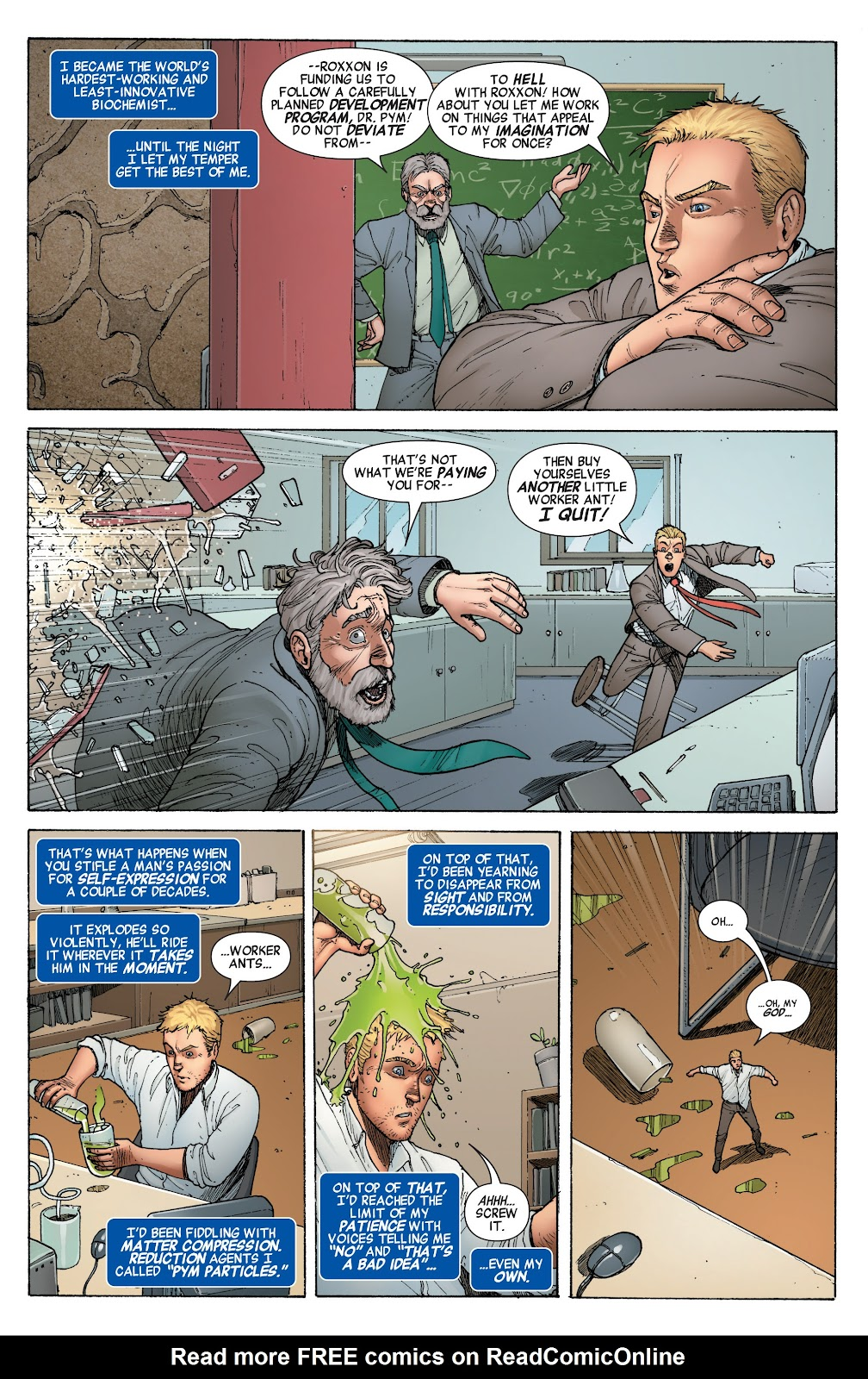 Read online Age of Ultron Companion comic -  Issue # TPB (Part 2) - 90